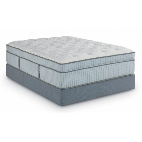 Scott Living Ambiance MicroCoil Euro Top Latex Mattress