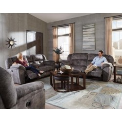 Carrington Lay Flat Reclining Sofa Collection by Catnapper
