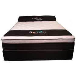 Greenbrier Firm Mattress by Solstice Sleep