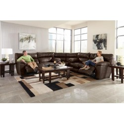 Milan Lay Flat Reclining Sofa Collection by Catnapper