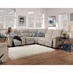 Webster Reclining Sectional