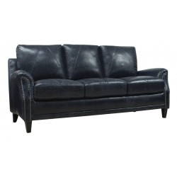 The Anya Leather Sofa Collection