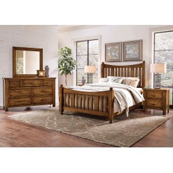 Maple Road Bedroom (Amish Finish)