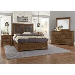 Cool Rustic Bedroom  (Amber)