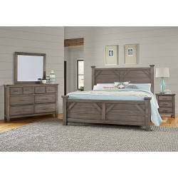 Chestnut Creek Bedroom (Pewter)