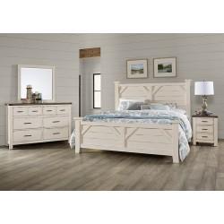 Chestnut Creek Bedroom (Alpaca)