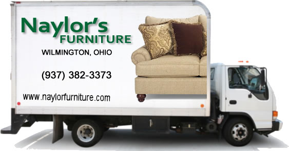 Naylor's Furniture Delivery Truck